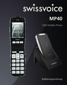 MP40. GSM Mobile Phone. Bedienungsanleitung