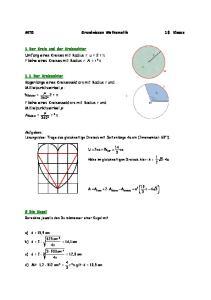 MTG Grundwissen Mathematik 10. Klasse