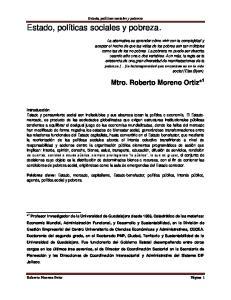 Mtro. Roberto Moreno Ortiz* 1