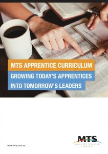MTS APPRENTICE CURRICULUM GROWING TODAY S APPRENTICES INTO TOMORROW S LEADERS