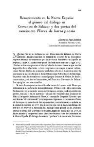 Muchas fueron las influencias del Renacimiento italiano en Nueva
