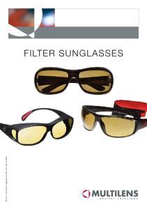 MULT_11123_ML Sun glasses and filter_ _eng FILTER SUNGLASSES