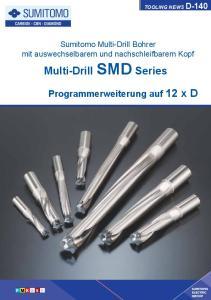 Multi-Drill SMD Series