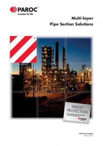 Multi-layer Pipe Section Solutions