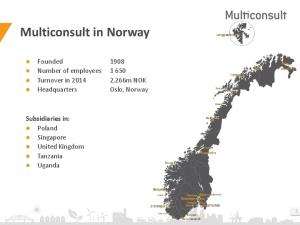 Multiconsult in Norway