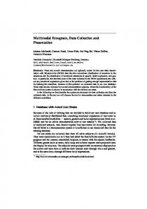 Multimodal Emogram, Data Collection and Presentation
