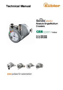 Multiturn Encoders