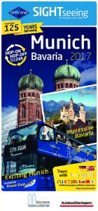 Munich. Bavaria Exciting Munich. Impressive Bavaria. Tours with Live Guide. Arena Stop. inclusive