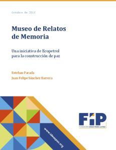 Museo de Relatos de Memoria