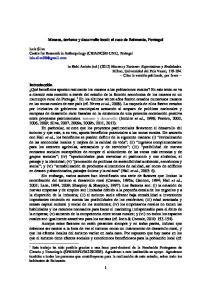 Museos, turismo y desarrollo local: el caso de Belmonte, Portugal