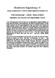 Musikverein Regensburg e. V