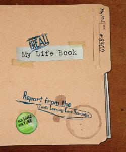 ''My Life Book'' All I want is to be like any other child. Do you know how it feels to have your life typed and filed?