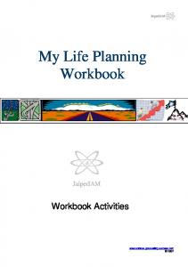 My Life Planning Workbook
