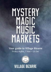 MYSTERY MAGIC MUSIC MARKETS