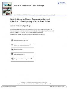 Mythic Geographies of Representation and Identity: Contemporary Postcards of Wales