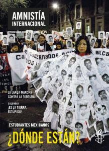 nº 125. La LaRGa marcha contra La tortura. colombia es La tierra, estúpido! estudiantes mexicanos dónde están?