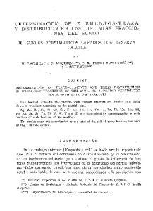 n. SUELOS FERSIALITICOS LAVADOS CON RESERVA CALCICA