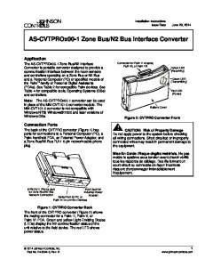N2 Bus Interface Converter