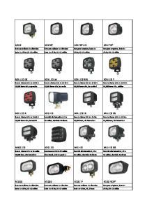 N25D N25FO N25 FO HID N25 F12 N25 LED EX N25 LED LA N25 LED VER N25 LED Y N25 LED R N25 HID N44 LED SR N44 LED CR N460 LED N70 LED N45 HID N45 HID BO