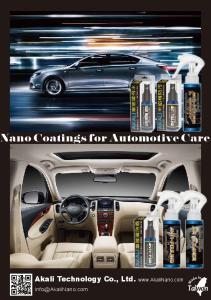 Nano Coatings for Automotive Care