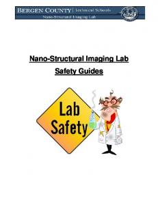 Nano-Structural Imaging Lab Safety Guides