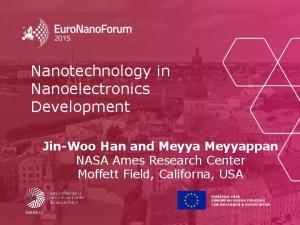 Nanotechnology in Nanoelectronics Development