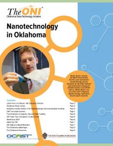 Nanotechnology in Oklahoma
