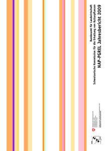 NAP-PGREL Jahresbericht 2009