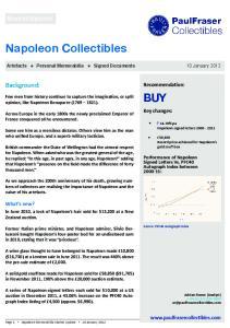 Napoleon Collectibles