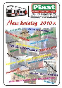 Nasz katalog 2010 r