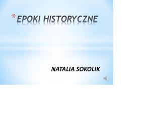 Natalia NATALIA SOKOLIK