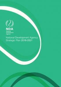 National Development Agency Strategic Plan