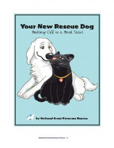 National Great Pyrenees Rescue - 1 -