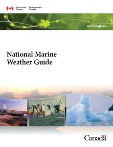 National Marine Weather Guide