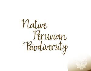 Native. Peruvian. Biodiversity