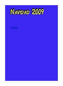 Navidad 2009 AYUNTAMIENTO DE GUADALAJARA