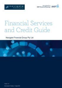 Navigate Financial Group Pty Ltd