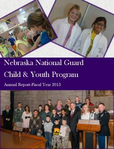 Nebraska National Guard Child & Youth Program
