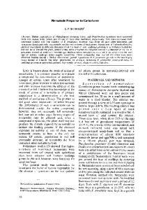 Nematode Response to Carbofuran