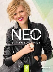 NEO NEO SPRING LOOKBOOK 1