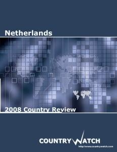 Netherlands 2008 Country Review