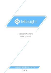Network Camera User Manual