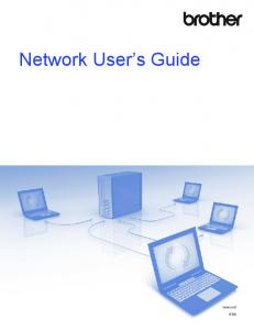 Network User s Guide. Version 0 ENG