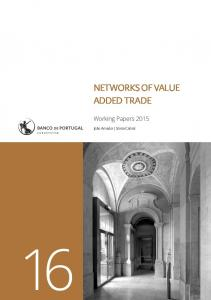 NETWORKS OF VALUE ADDED TRADE