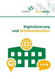 Netzwerk. Digitalisierung und Breitbandausbau