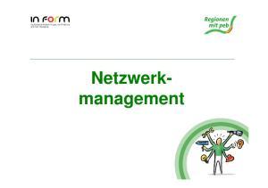 Netzwerk- management