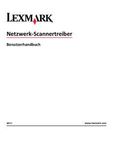 Netzwerk-Scannertreiber