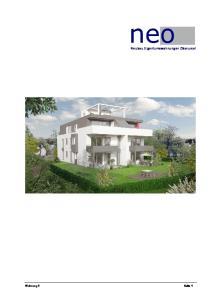 Neubau Eigentumswohnungen Oberursel