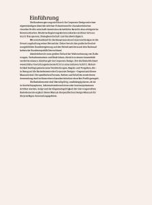Neue Demos. 6 Die Corporate-Design-Schriften