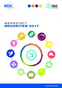 NEUHEITEN 2017 Part of your daily life